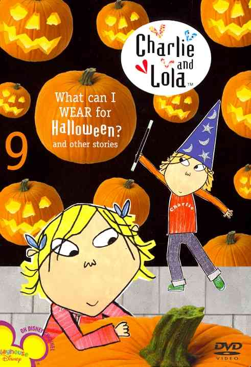 CHARLIE & LOLA:V9 WHAT CAN I WEAR BY CHARLIE & LOLA (DVD)